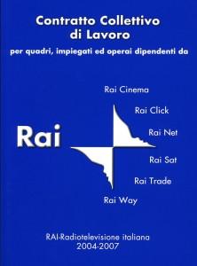 Contratto RAI 2004-2007
