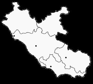 map-lazio