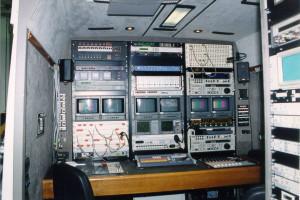 Tricamere Satellitare – Regia
